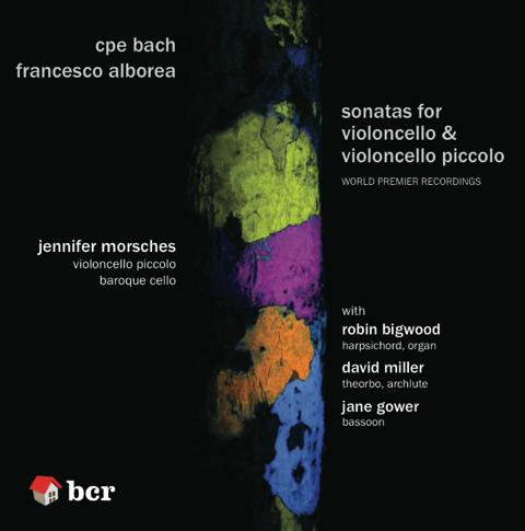 Jennifer Morsches CPE Bach Alborea